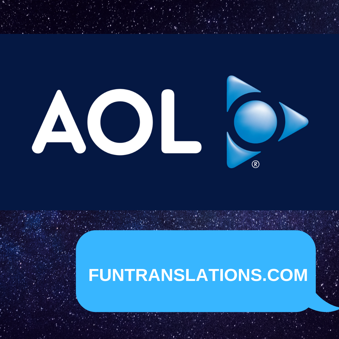 AOL Translator