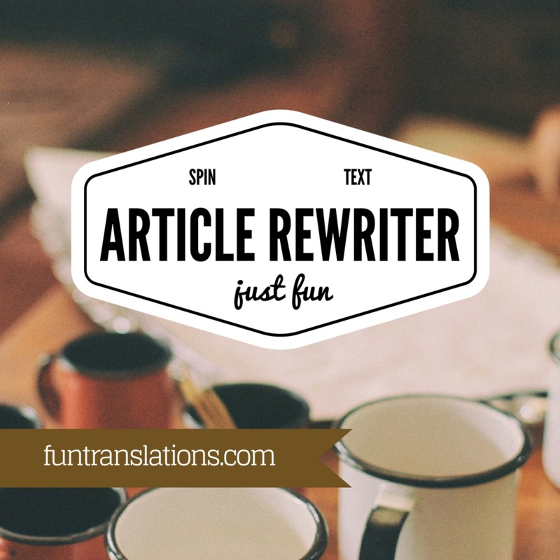 article_rewrite