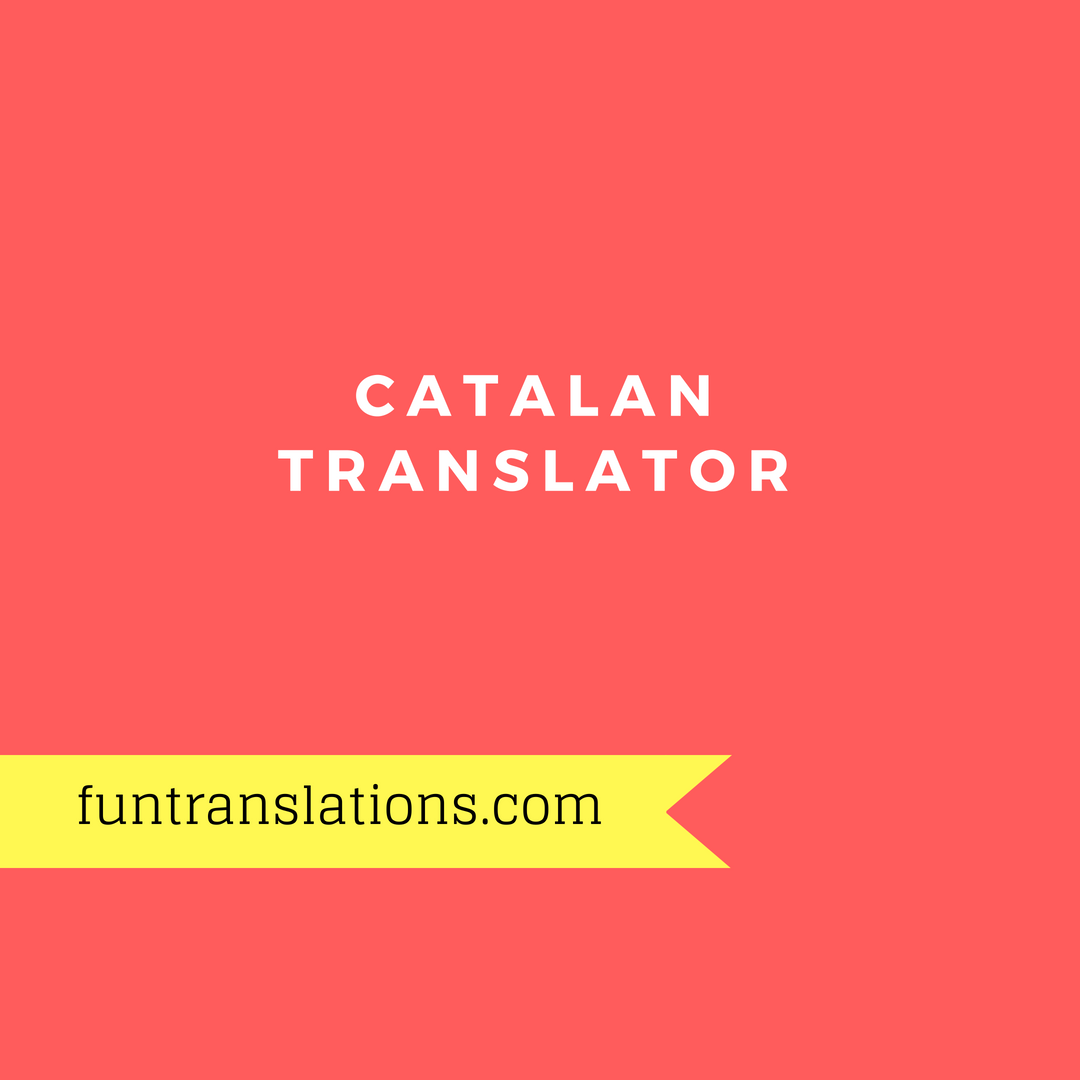 Catalan translator