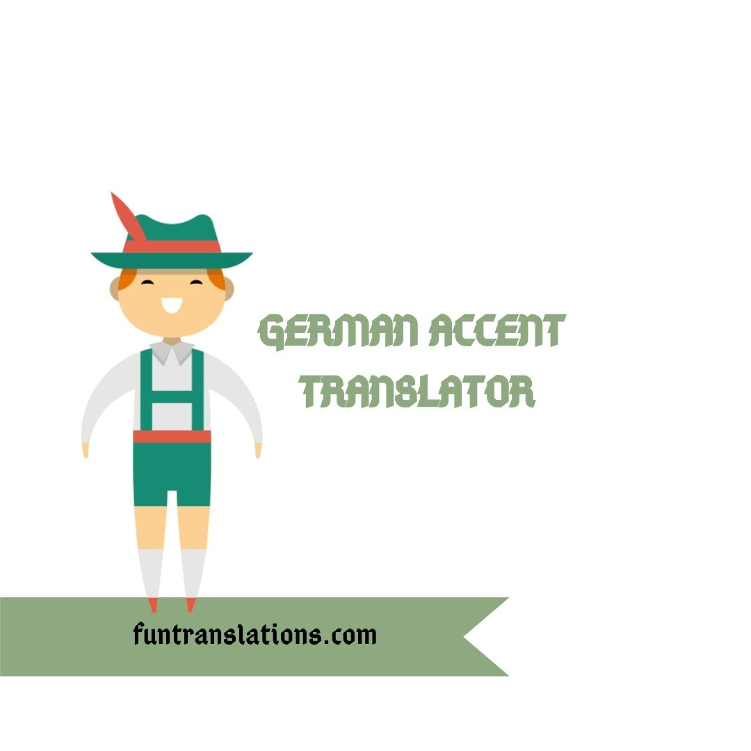 german-accent