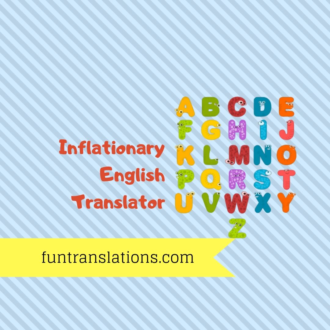 inflationary-english