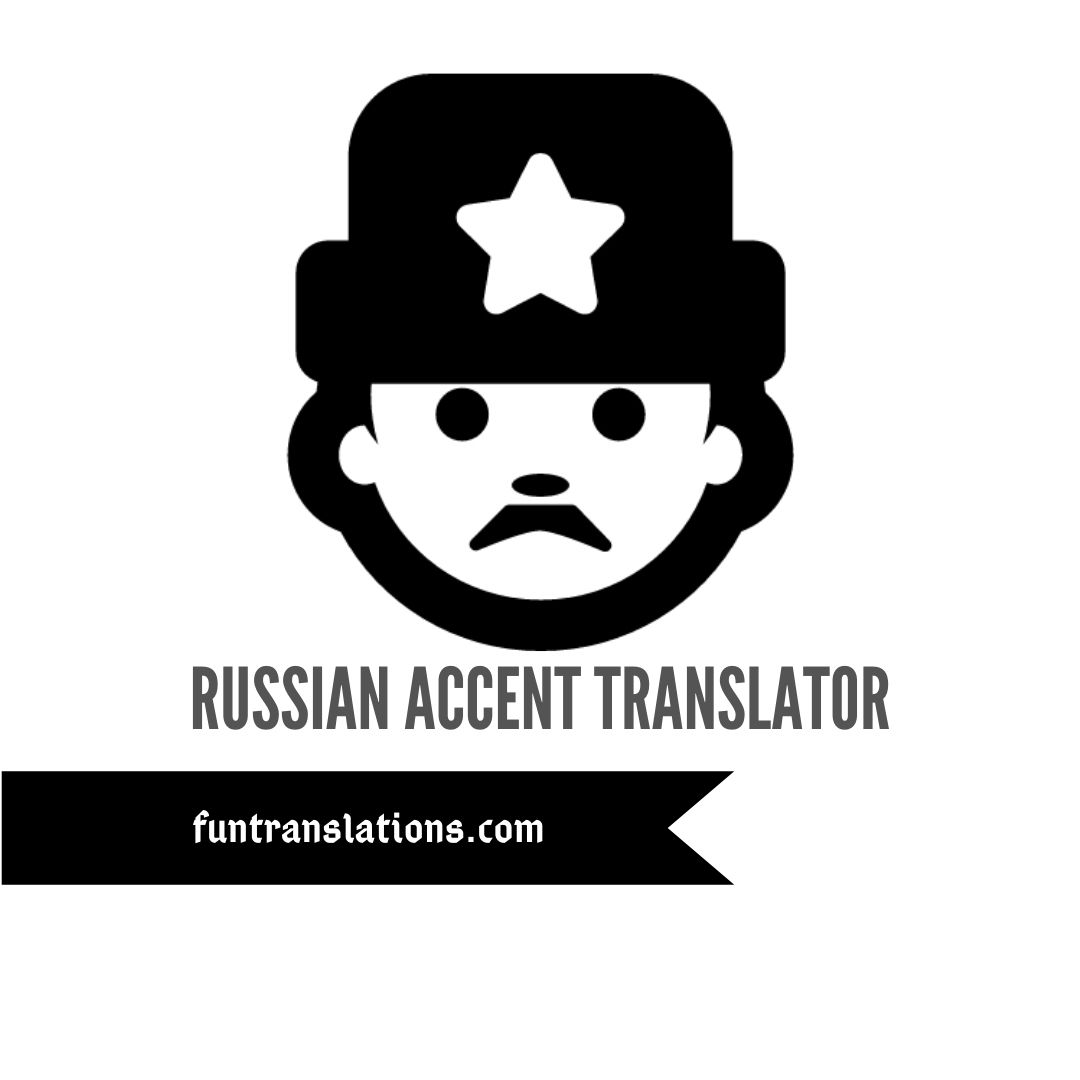 russian-accent