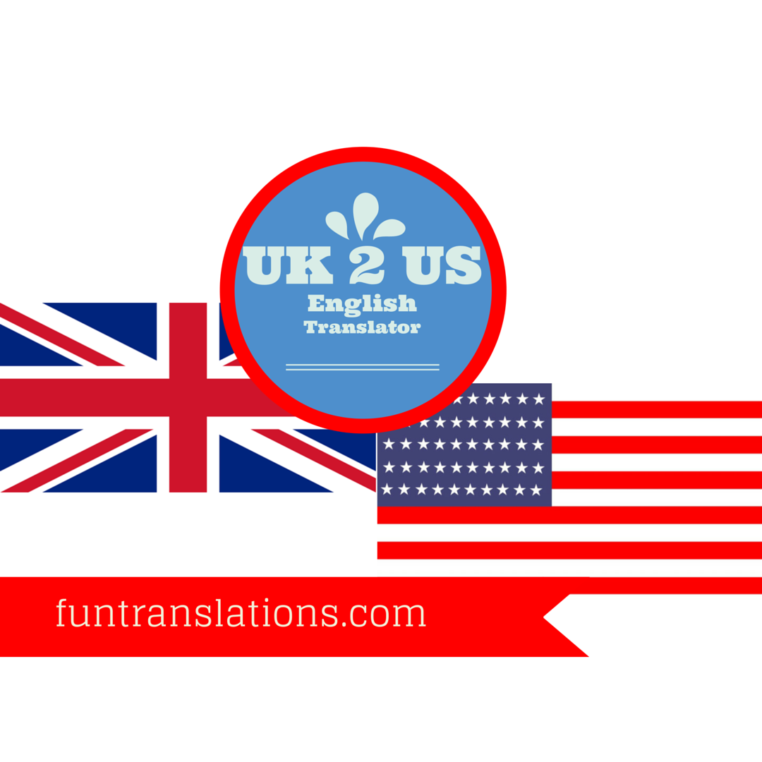 UK English to US English converter